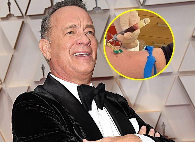 Tom Hanks miał koronawirusa