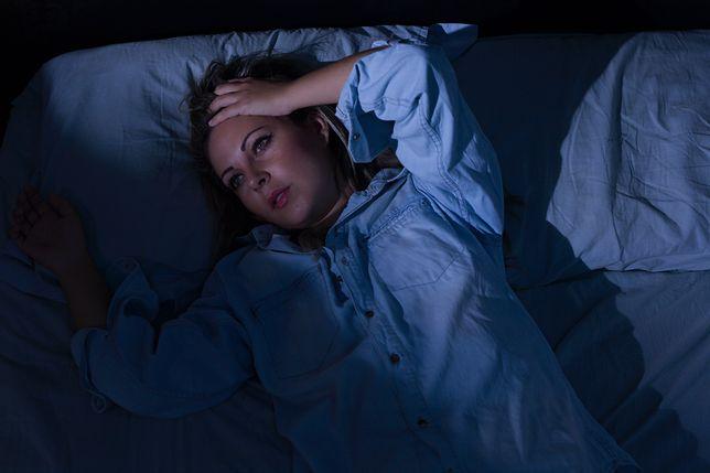 Bezsenność najbardziej dotyka kobiet z pokolenia X