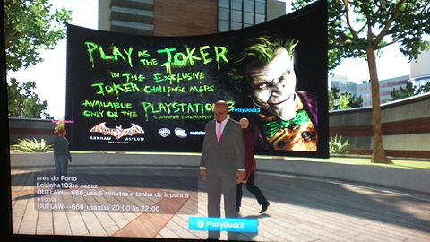 Grywalna postać Jokera w Batmanie: Arkham Asylum tylko na PS3