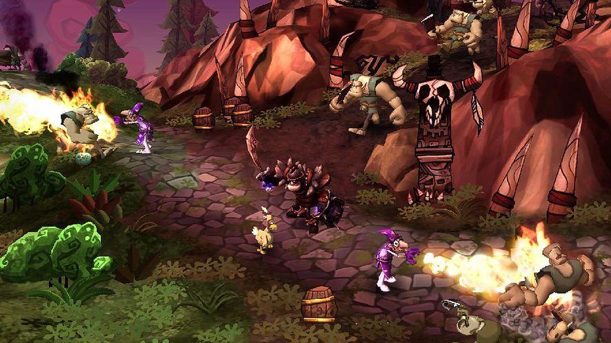 Xbox LIVE Arcade w skrócie: DeathSpank
