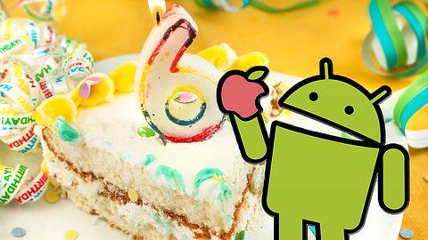 Android ma już 6 lat, przeszedł długą drogę…