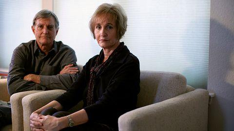 Lyn Ulbricht, matka założyciela Silk Road, z wizytą w Polsce
