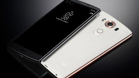 Gdy selfie to za mało: LG V10 ma dwie kamerki, miniekran i wytrzymałą obudowę
