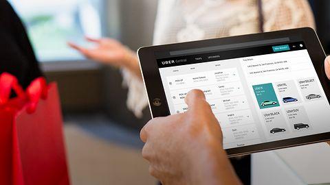 Uber wyciąga rękę po biznes: UberCENTRAL zadba o prestiż firmy i komfort klientów