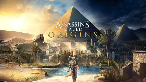 Assassin's Creed Origins – Asasyni podbijają Egipt i odkrywają serię na nowo