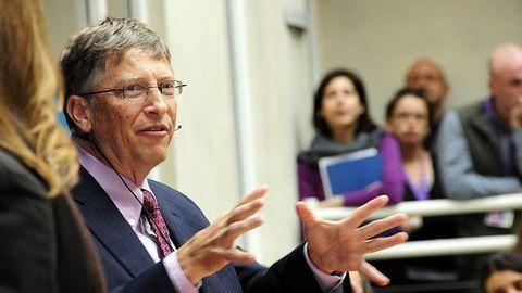 Bill Gates wybrał smartfon z Androidem i aplikacjami Microsoftu