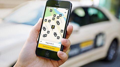 Z aplikacją myTaxi dostaniesz teraz 50% zniżki na kurs taksówką
