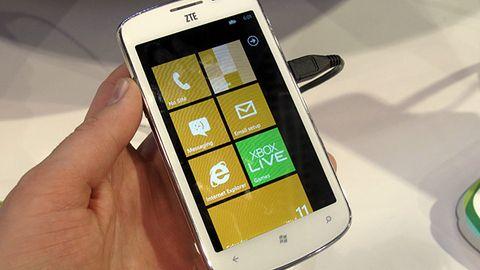 Sony i ZTE mogą rozpocząć tworzenie urządzeń z Windows Phone