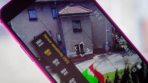 Smartfonowa fotografia: z Camera FV-5 wszystko ustawisz sam