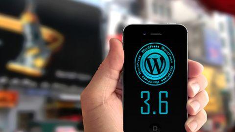 WordPress 3.6: nowy odtwarzacz mediów i ulepszenia dla pracy grupowej