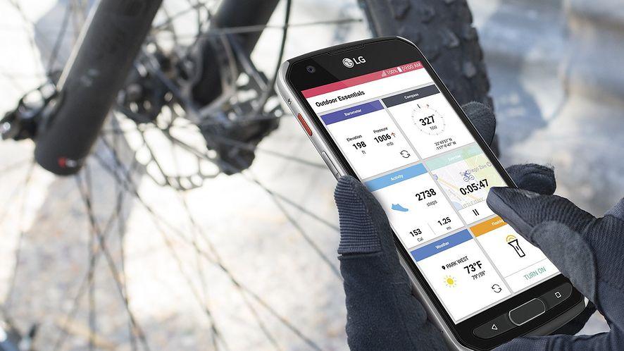 LG X Venture – twardziel od LG odpowiedzią na Galaxy S8 active