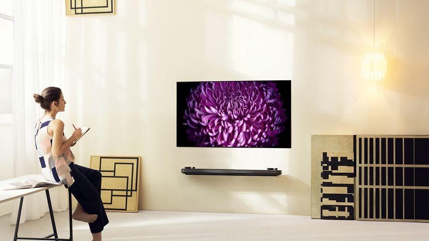 Telewizory LG SIGNATURE OLED wkraczają w nowy wymiar wzornictwa #CES2016 #prasówka