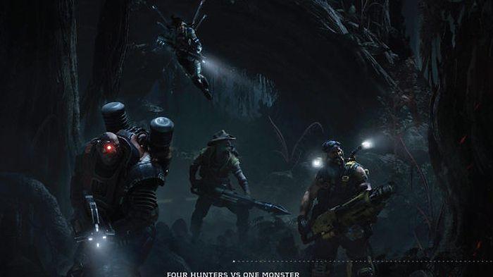 Twórcy Left 4 Dead zapowiadają grę Evolve