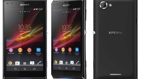 Sony Xperia L - pierwszy nieflagowy telefon ze wsparciem AOSP