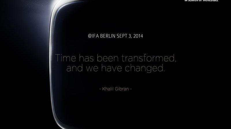 3 września ASUS pokaże swój zegarek