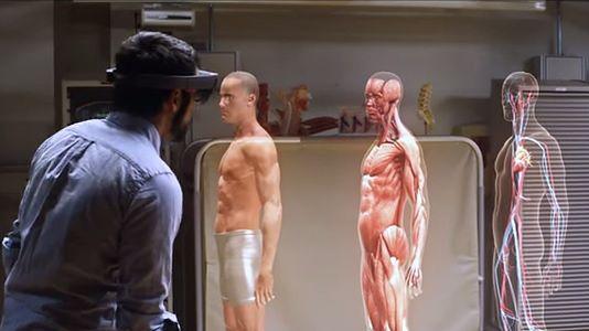 HoloLens to nie tylko Minecraft, możliwości są sporo większe