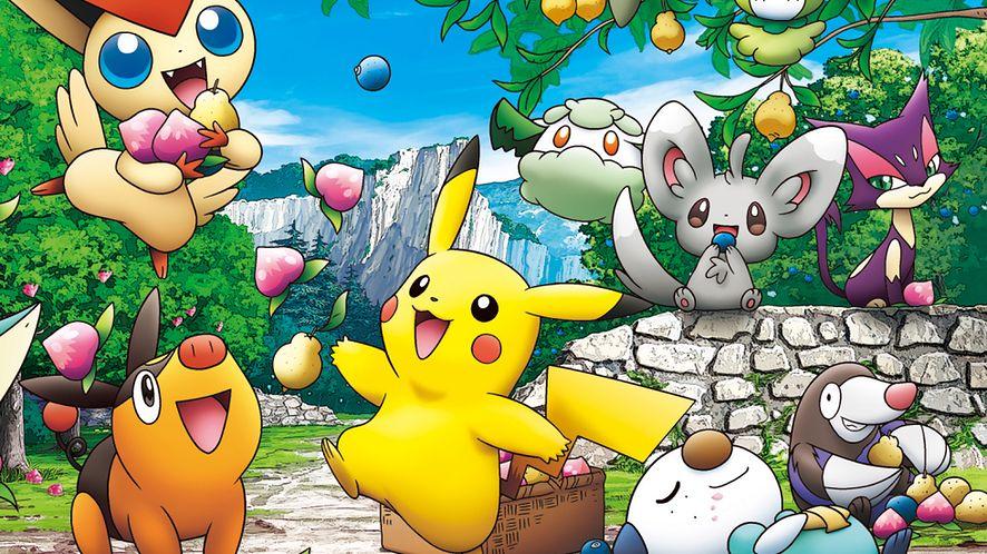 Nintendo zapowiada bank Pokémonów