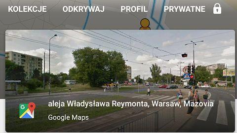 Google Street View to teraz samodzielna aplikacja