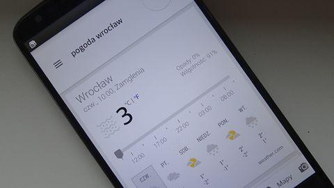 Nowość w Google Now: wyszukiwanie na każdym ekranie także po polsku