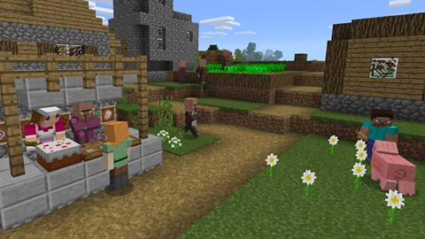 Mobilny Minecraft może coraz więcej. Na Windows 10 w promocji do maja