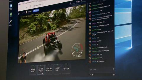 Granie bardziej społecznościowe z Windows 10 Creators Update #MicrosoftEvent
