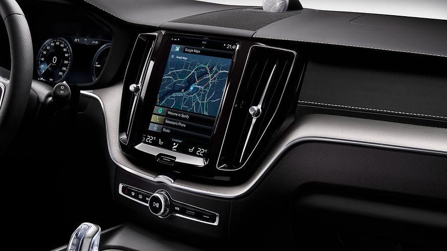 Android, nie Android Auto, w samochodach Audi i Volvo
