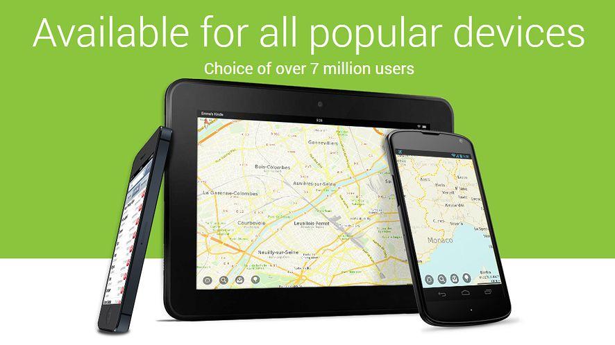 Maps.me Pro: mapy offline dla Androida i iOS dostępne za darmo