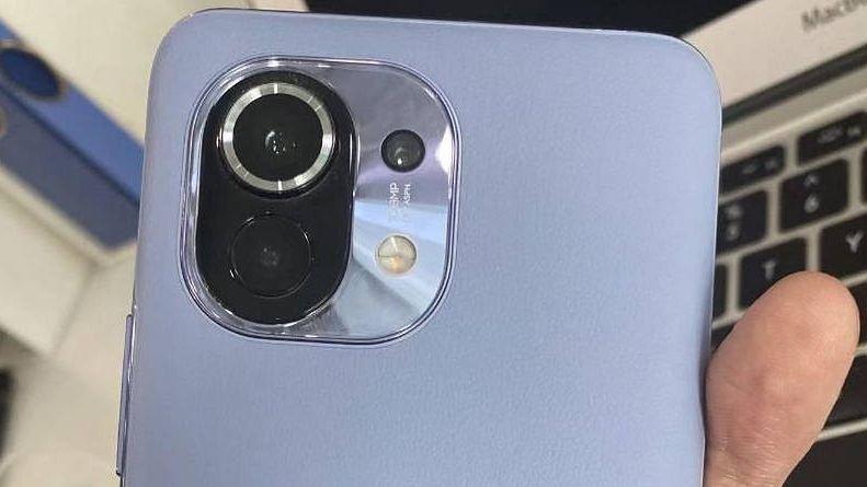 Xiaomi Mi 11, fot. Weibo