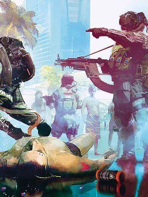 Cyberpunk 2077 od teasera do premiery, czyli długa droga CD Projekt RED