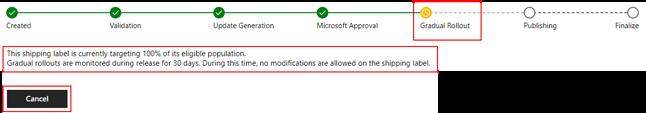 Kolejne etapy wdrażania sterowników w Windows 10 i podgląd statusu dla twórców, fot. Microsoft.