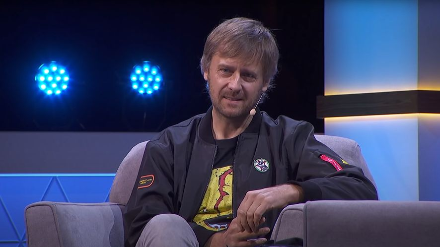 Marcin Iwiński, współzałożyciel CD Projektu