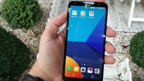 Smartfony LG bez głównej wady Androida: producent chce usprawnić aktualizacje