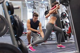 Ćwiczenia na uda i pośladki - przykłady
