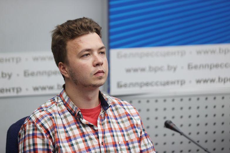 Przyszedł Protasiewicz. Dziennikarze oburzeni. Wyszli z konferencji