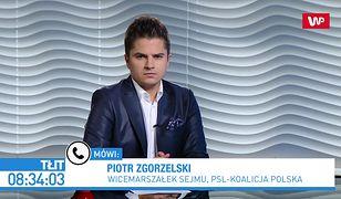 """Piotr Zgorzelski zakażony koronawirusem. Wicemarszałek: """"Czuję się z tym kiepsko"""""""