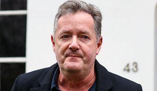 Piers Morgan zabrał głos po odejściu z programu. Podtrzymał słowa o Meghan