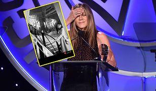 Aniston dostała życzenia od byłego męża. Eks zdradził jej ksywkę