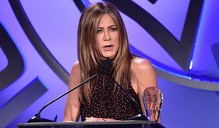 Jennifer Aniston atakowana za ozdobę świąteczną. Internauci oburzeni