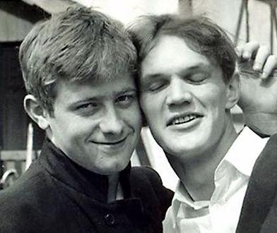 Ta przyjaźń ma już 35 lat. Pazura zamieszcza zdjęcie z 1986 roku