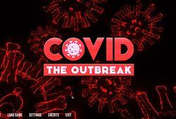 COVID: The Outbreak. Nowa gra strategiczna od polskiego producenta