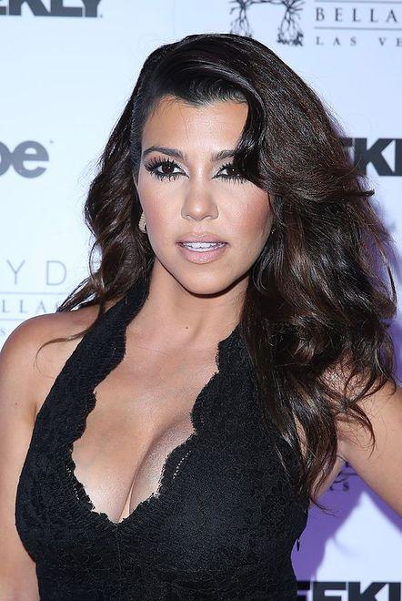 Jak każda Kardashianka ona też ma czym oddychać