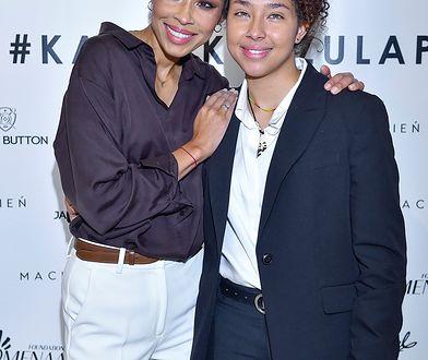 Omenaa Mensah pokazała się z córką. Vanessa ma już 17 lat