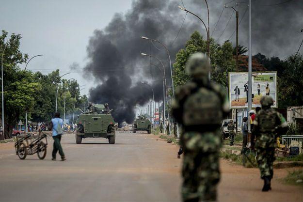 Bangi, stolica Republiki Środkowoafrykańskiej