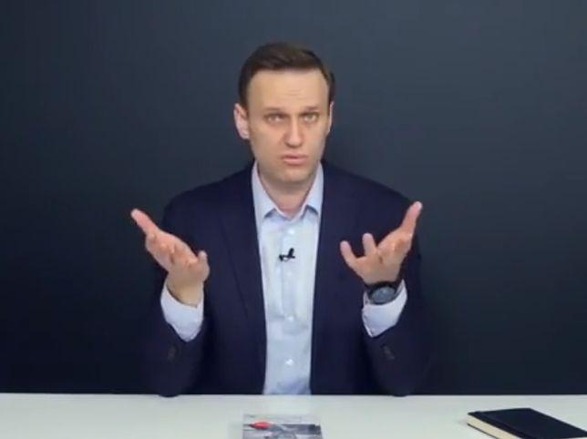 Aleksiej Nawalny zebrał niewygodne nagrania dla rządu