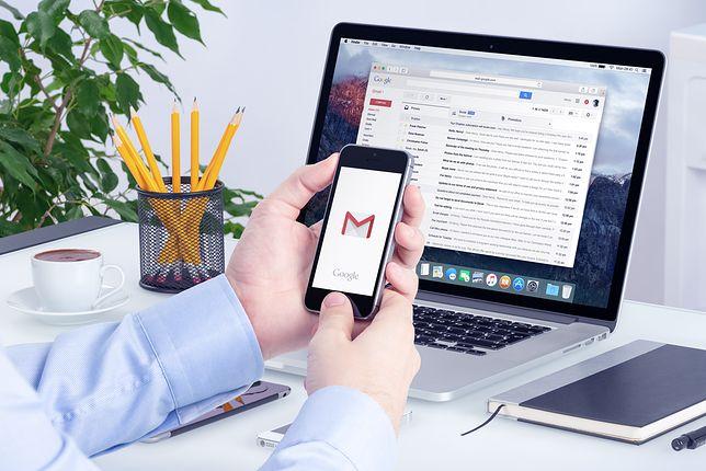 Nowa funkcja w Gmailu