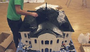 Wielka Synagoga powstała w Białymstoku