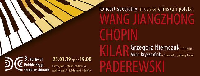 Koncert w Gdańsku odbędzie się 25 stycznia w ECS