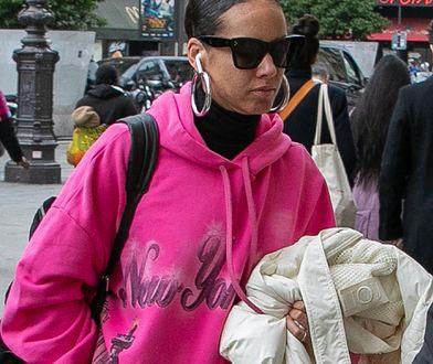 Alicia Keys lubi odważne połączenia
