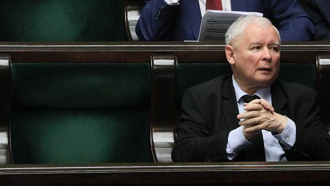 Partia Jarosława Kaczyńskiego może liczyć na 41,1 proc. poparcia