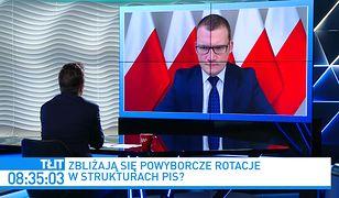 Andrzej Duda i rozmowa z komikami. Krzysztof Szczerski winnym sytuacji? Polityk unika odpowiedzi